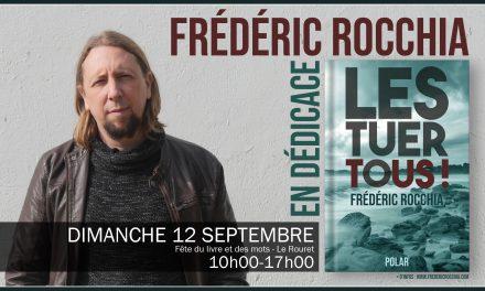Séance de dédicace-Dimanche 12 septembre-Le Rouret