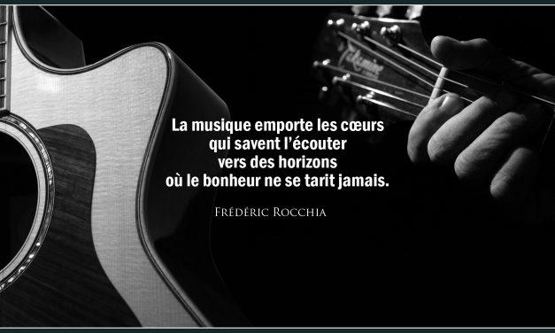 Citation «Musique»