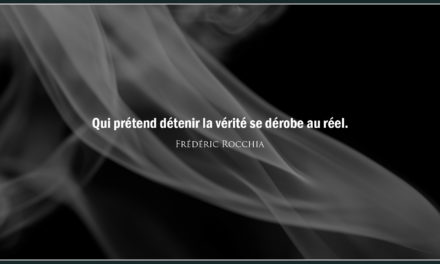 Citation «Réel»