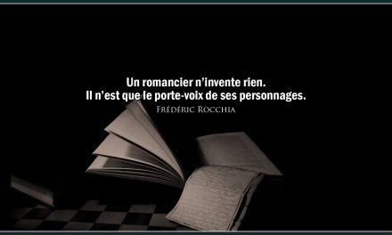 Citation «Romancier»