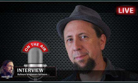 Interview du 26 mai 2020 sur «Auteurs, blogueurs et lecteurs du sud»