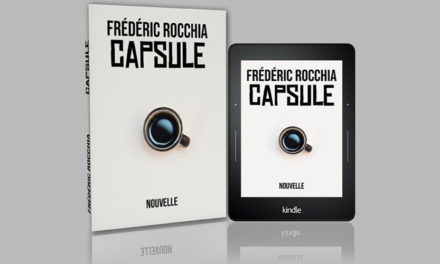 "Ma nouvelle ""Capsule"" disponible sur Amazon"