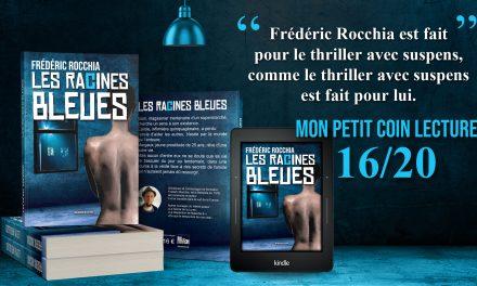 «Frédéric Rocchia est fait pour le thriller avec suspens, comme le thriller avec suspens est fait pour lui.»