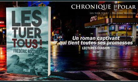 « Un roman captivant qui tient toutes ses promesses »
