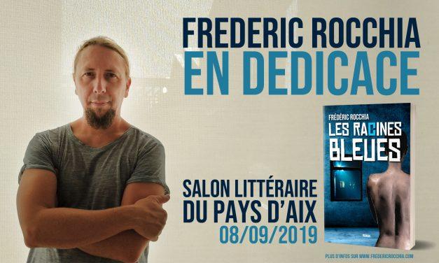 Dédicace-30ème Salon Littéraire du Pays d'Aix