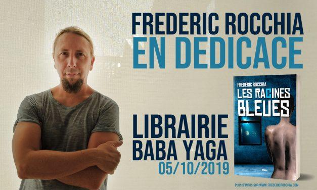 Dedicace-Librairie Baba Yaga – Sanary Sur Mer