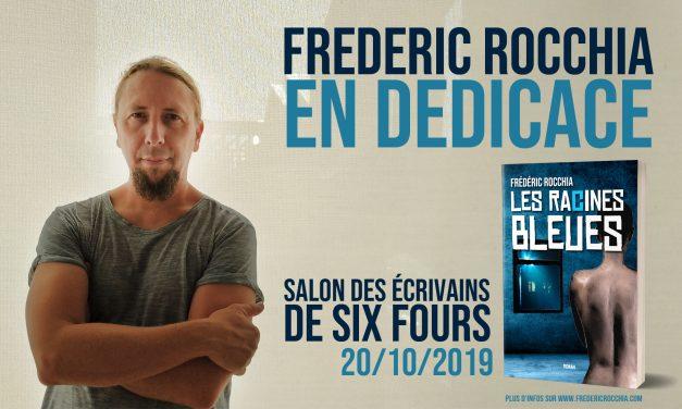 Dedicace-Salon des écrivains de Six fours