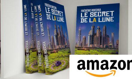 Le secret de la lune sur Amazon !