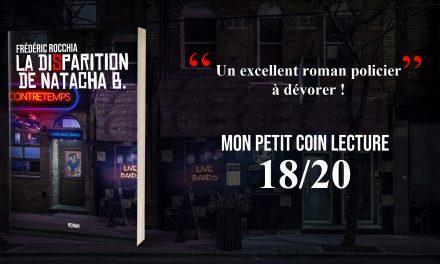 «Un excellent roman policier à dévorer !»