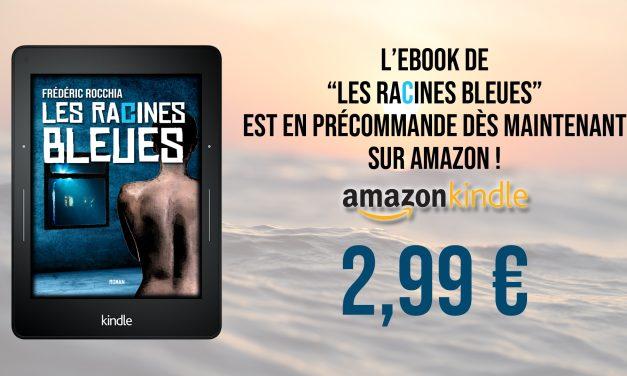 Les Racines Bleues version E-book en précommande !